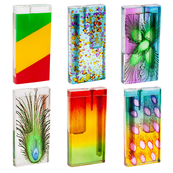 Large Assorted Acrylic Dugout Deal - Box of 6