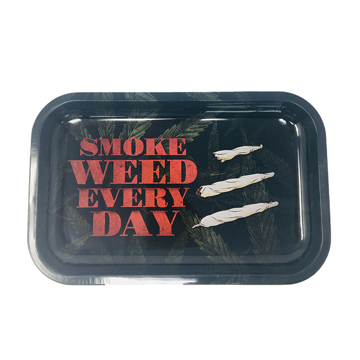 Smoke Everyday Tray Large
