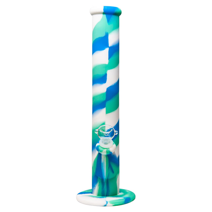 Cannatonik Silicone White Bong 14 Inches