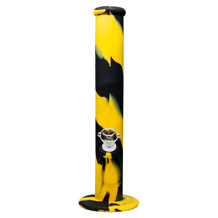 Cannatonik Silicone Yellow Bong 14 Inches