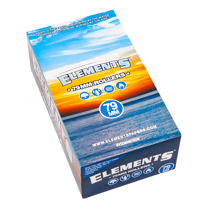ELEMENTS PLASTIC ROLLERE 79 MM