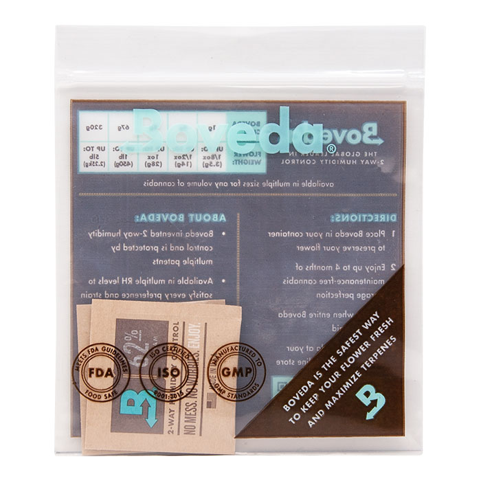 Boveda 2 way humidity control 4 grams