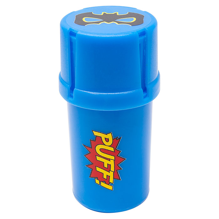 Batainer Medtainer Smell Proof Storage And Grinder
