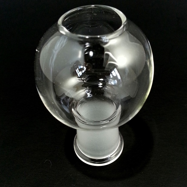 PLAIN GLASS DOME 14 MM