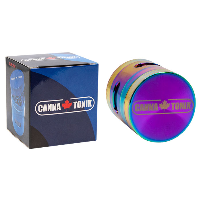 Cannatonik Rainbow Aluminium Window Grinder 56mm