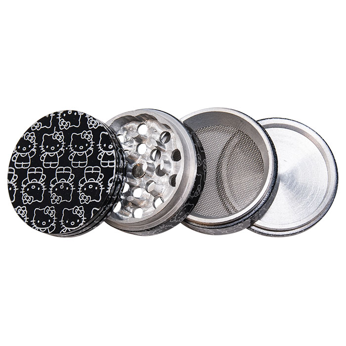 Hello Kitty Aluminium Grinder 42MM