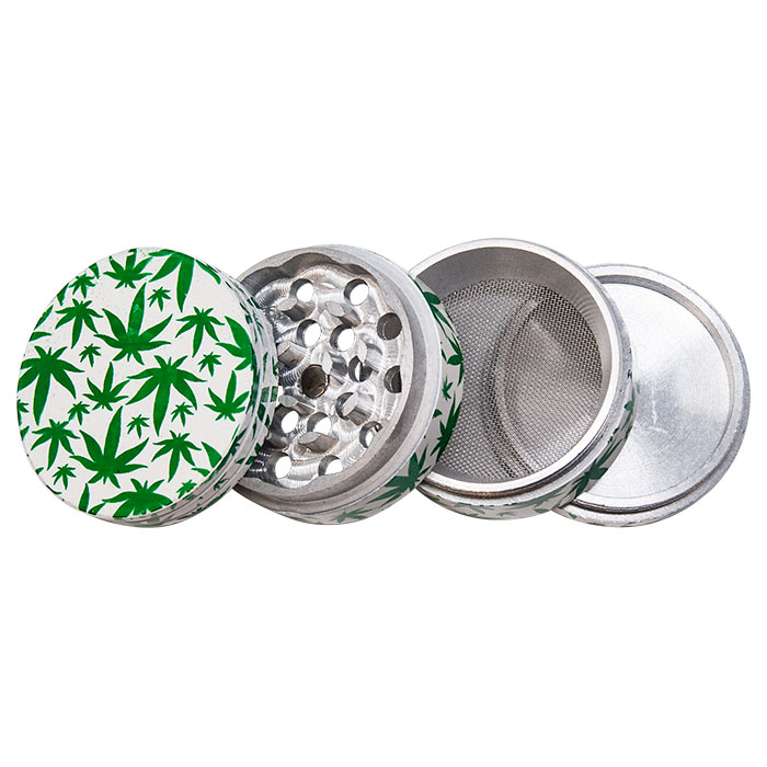 Mary Jane Aluminium Grinder 42MM
