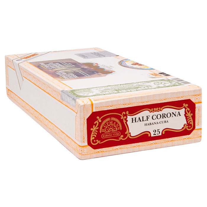H. Upmann Half Corona Dressed Box Of 25 Cigars