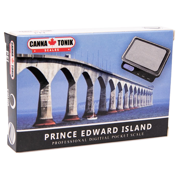 Silver Cannatonik Prince Edward Double Digit Scale