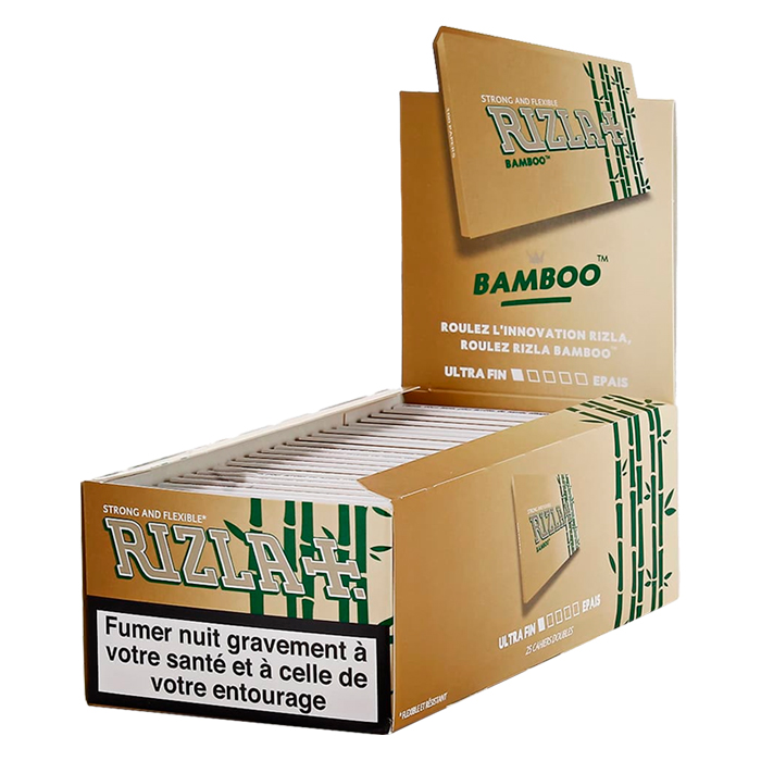 Rizla Bamboo Paper 1.0 Double Feed