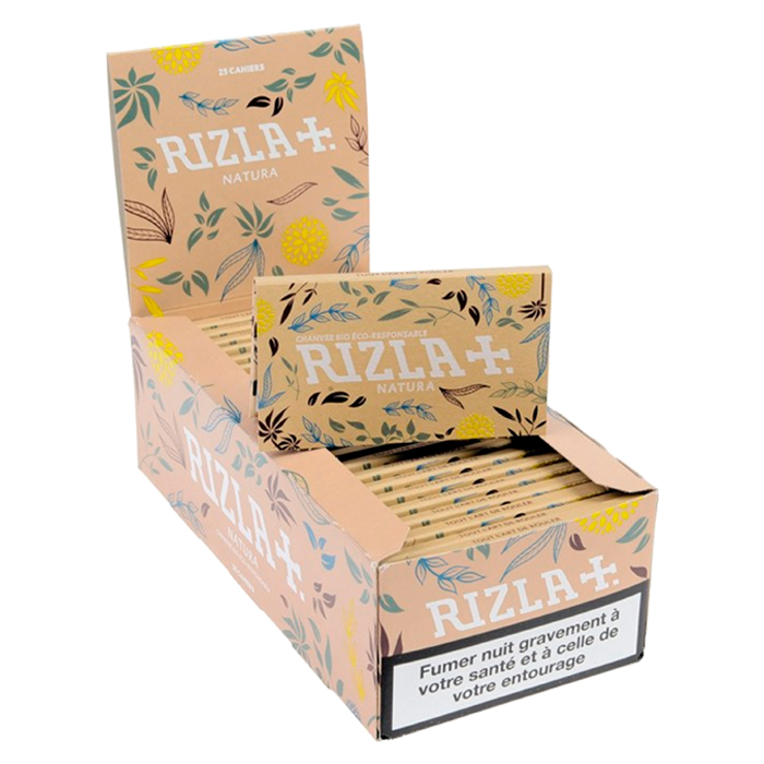 Rizla Natura Paper 1.0 Double Feed