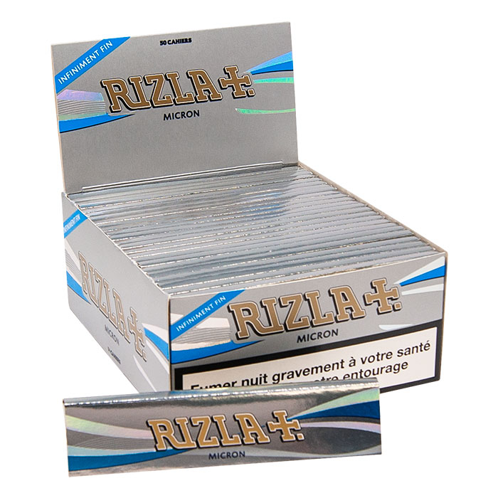 Rizla Micron Rolling Paper King Size