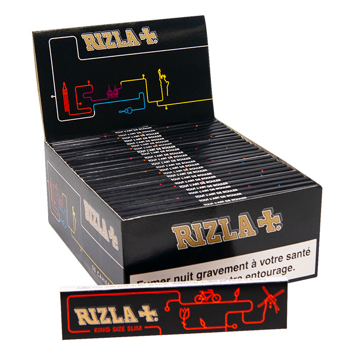 Rizla Black Rolling Paper King Size