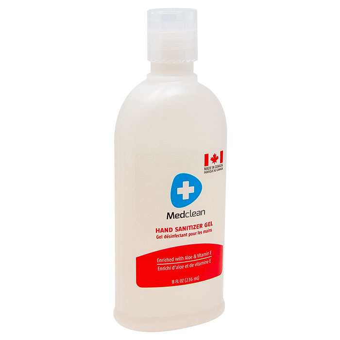 Medclean Hand Sanitizer Gel 236 ml