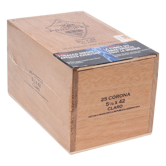 Principes Cigars Long Filler Corona Claro Box Of 25