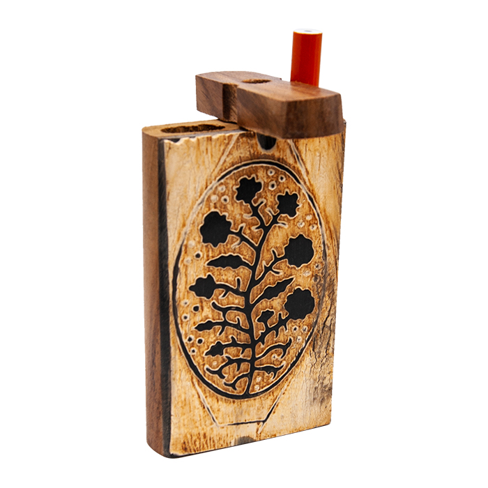 Tree Of Life Wooden Dugout