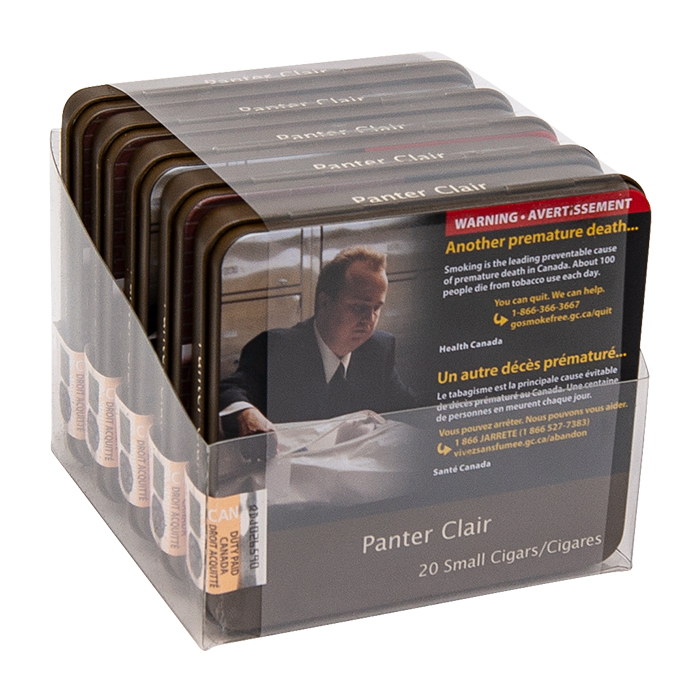 Panter Clair Pack Of 20 Cigars