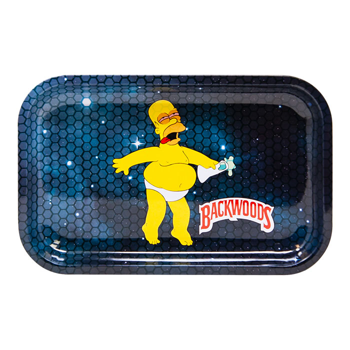 Bart Simpson Medium Rolling Tray