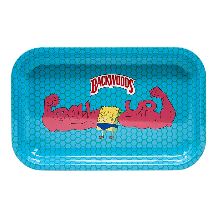 Rolls Up Medium Rolling Tray