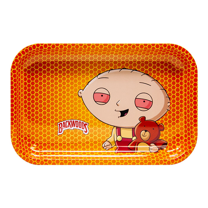 Stewia Backwoods Medium Rolling Tray