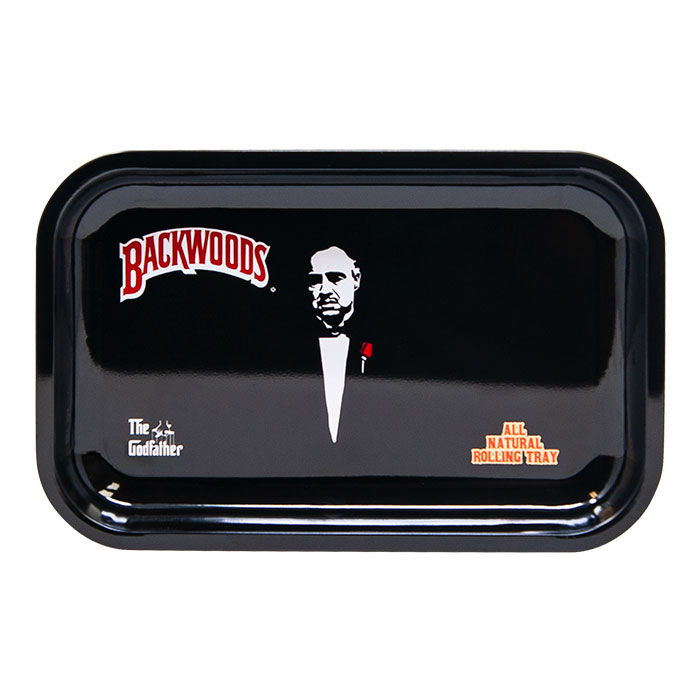 The Godfather Medium Rolling Tray