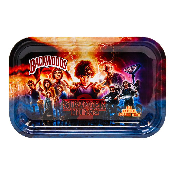 Stranger Things Medium Rolling Tray