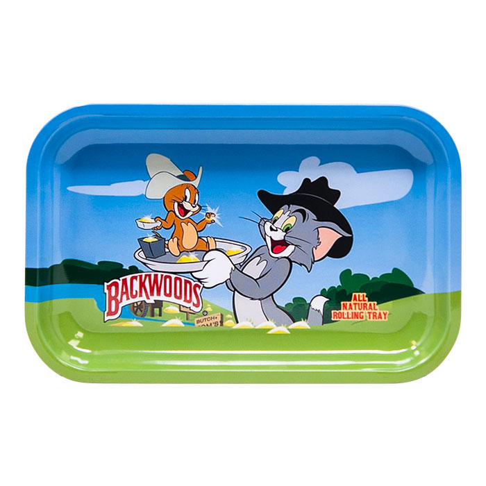 Tom And Jerry Medium Rolling Tray