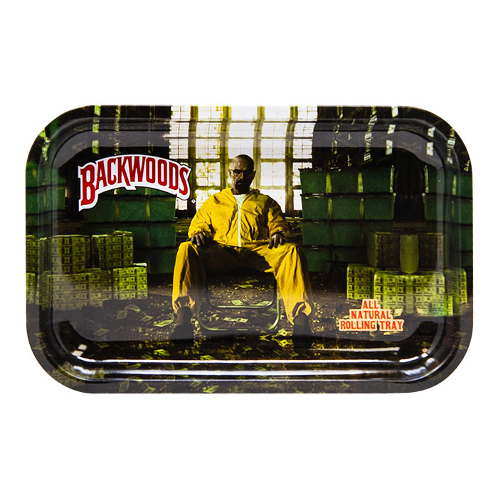 Money Man Medium Rolling Tray