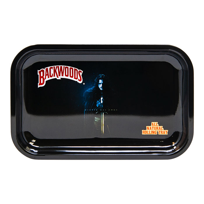 Winter Has Come Medium Rolling Tray