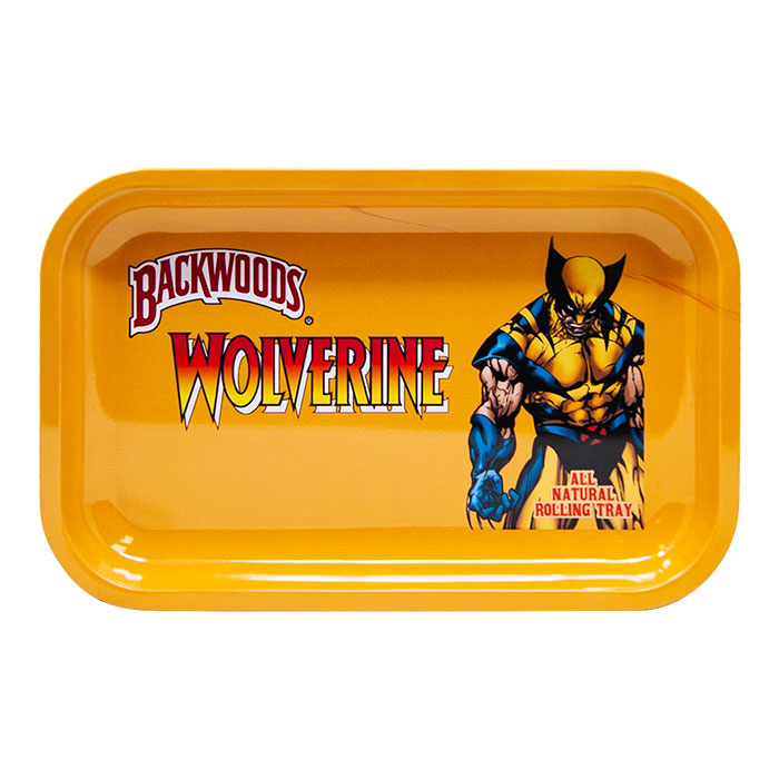 Wolverine Medium Rolling Tray