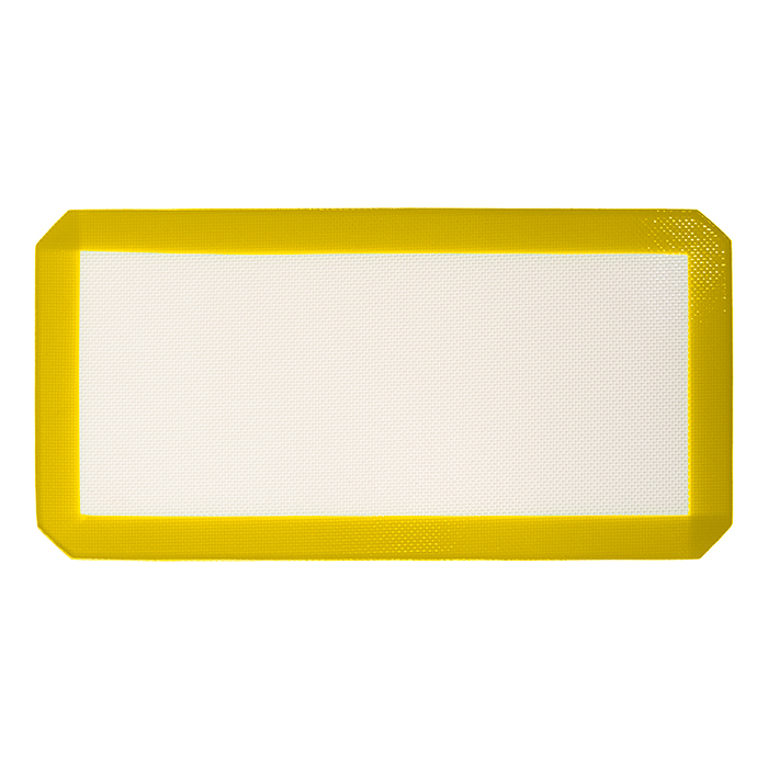 Medium Yellow Silicone Mat 15x8 inches