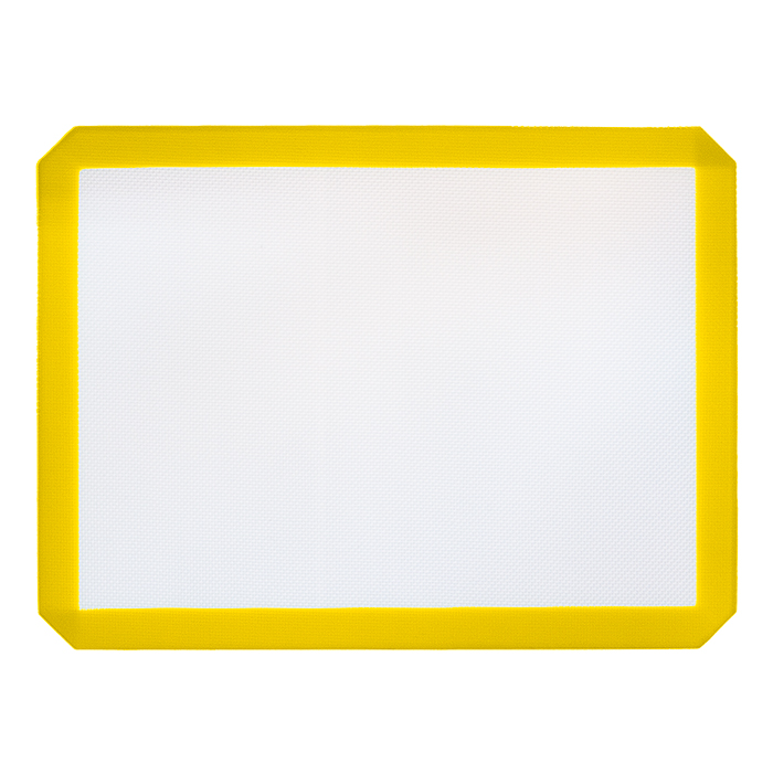 Extra-Large Yellow Silicone Mat 12x16 inches