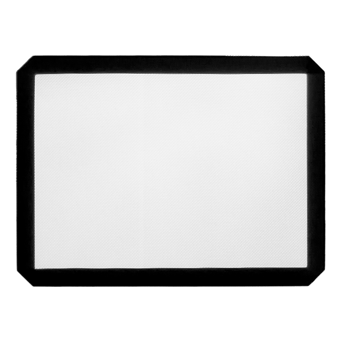 Extra-Large Black Silicone Mat 12x16 inches