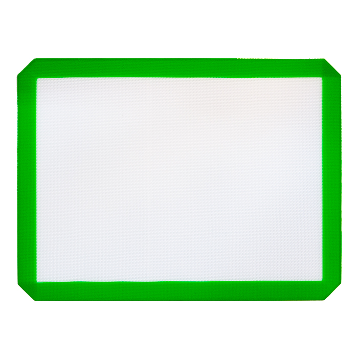 Extra-Large Green Silicone Mat 12x16 inches