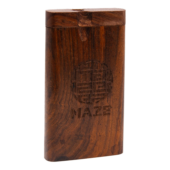 Maze Wooden Dugout 4 Inches