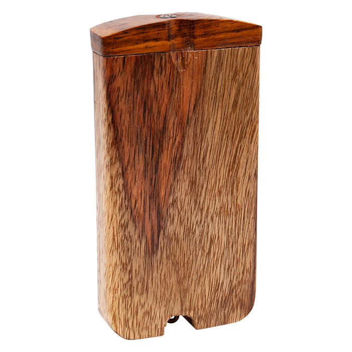 TEAK WOOD ROUND DUGOUT 4 INCHES
