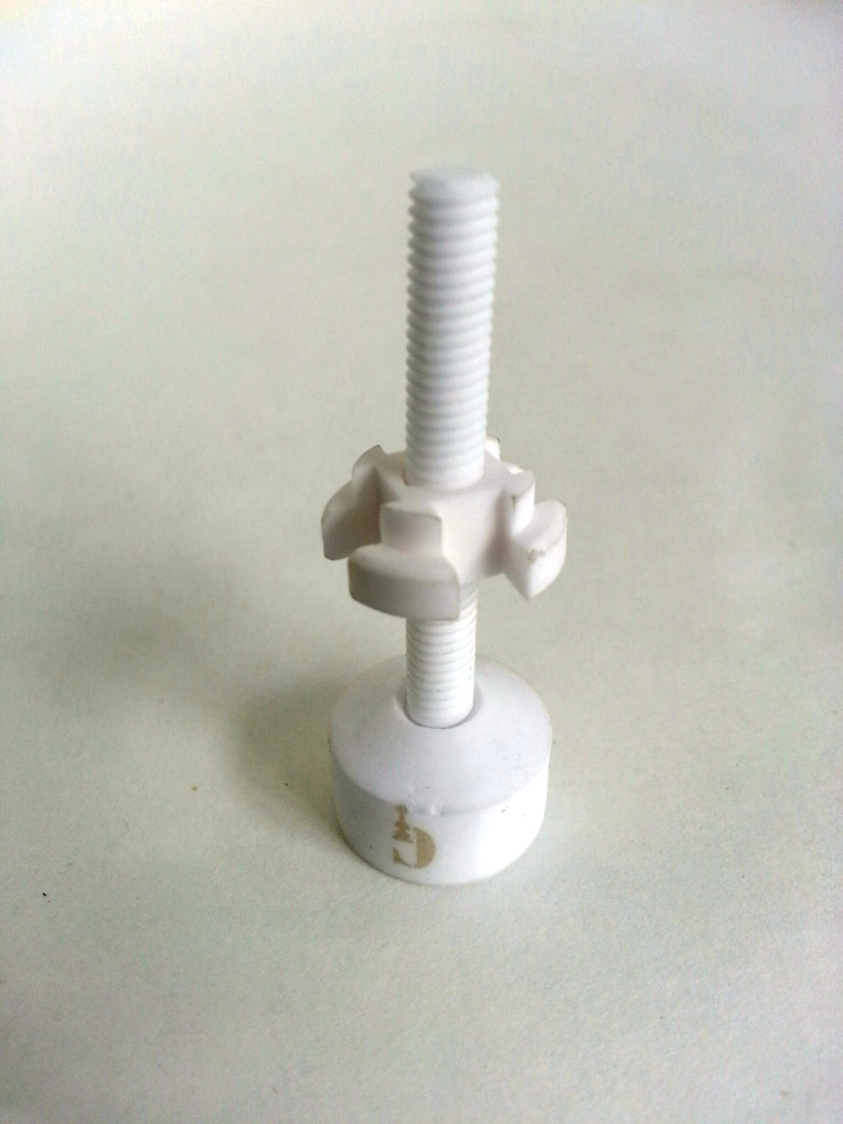 CERAMIC 2 INCHES NAIL FEMALE JOINT 19MM
