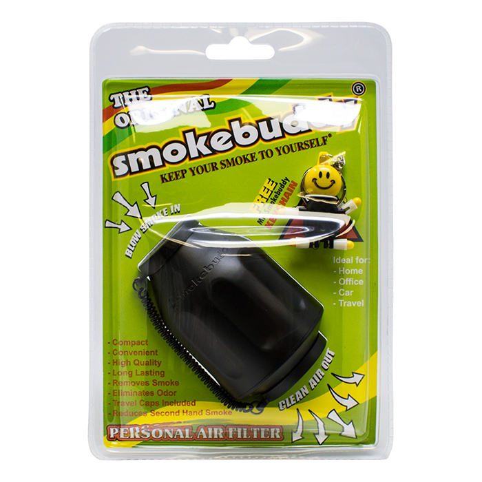 SMOKE BUDDY ORIGINAL BLACK