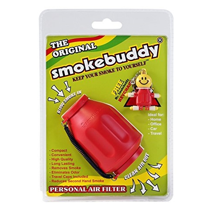 SMOKE BUDDY ORIGINAL RED