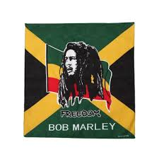 FLAGS BOB MARLEY FREEDOM