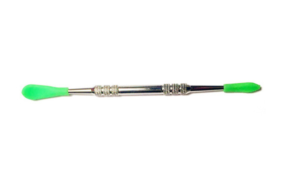 DABBER STICK WITH GREEN TIP
