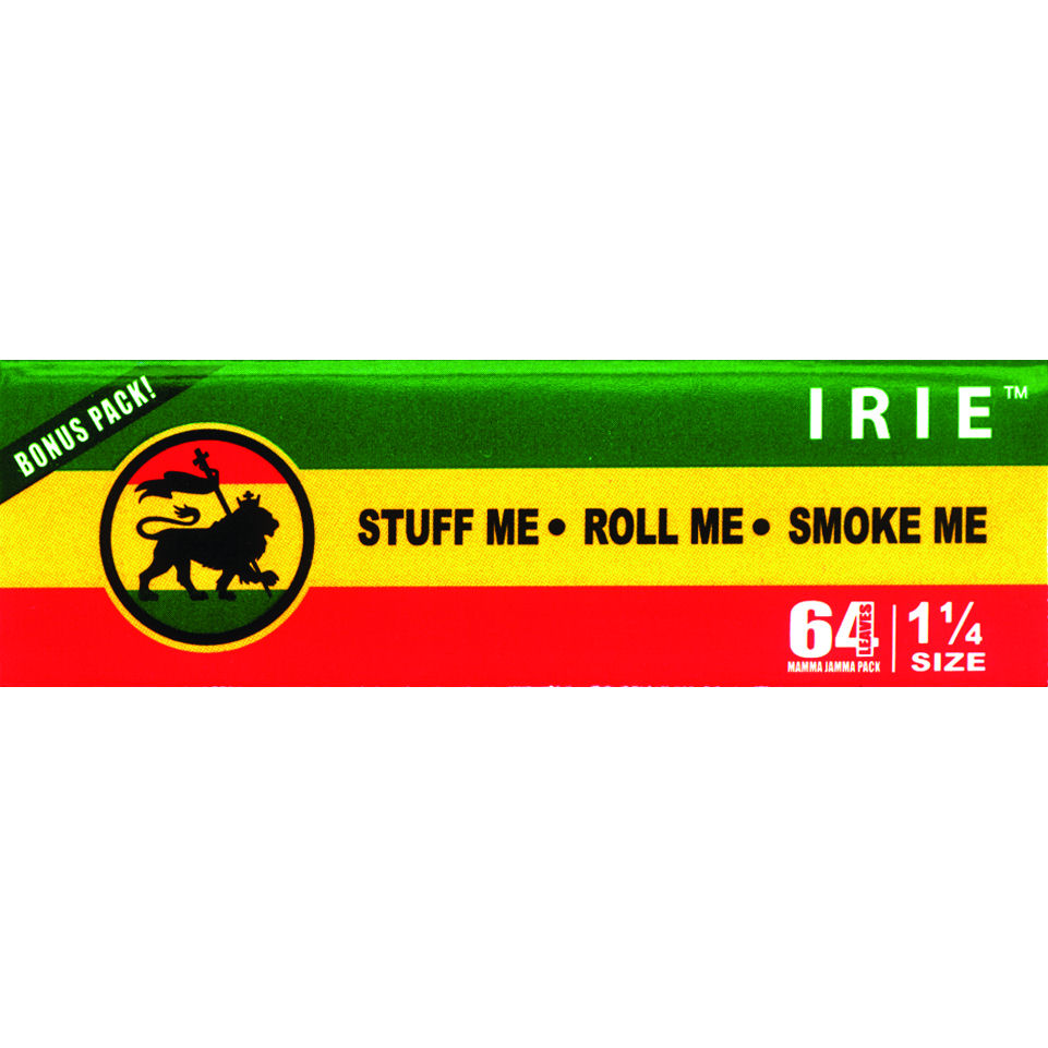 IRIE ROLLING PAPER 1.25