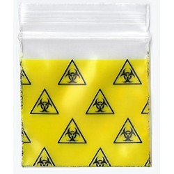 Apple Bag Biohazard 15x15