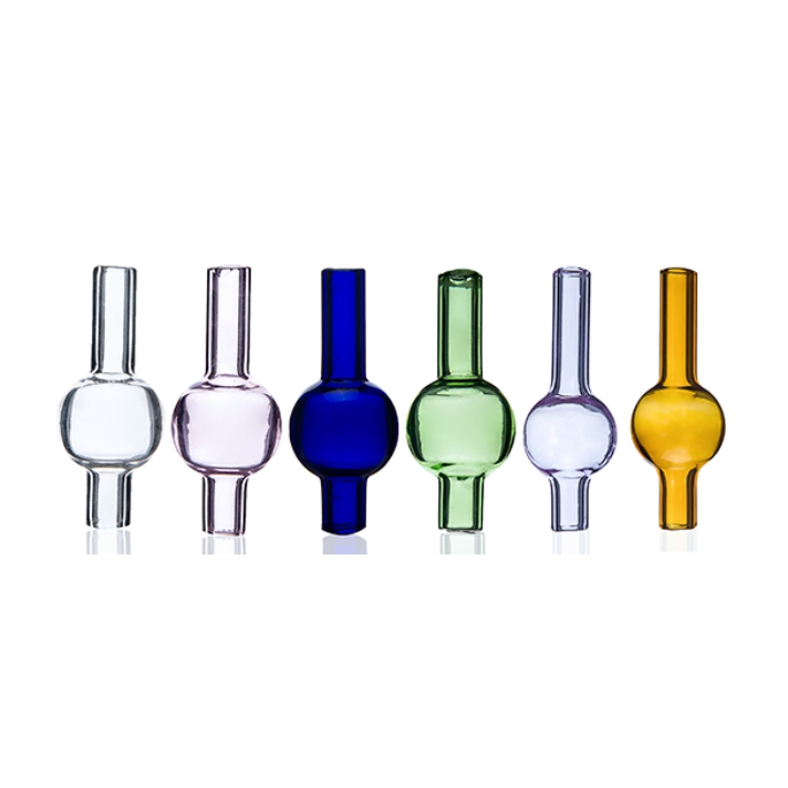 BEAUTIFULLY DESIGN COLORED GLASS DABBER 5 INCHES