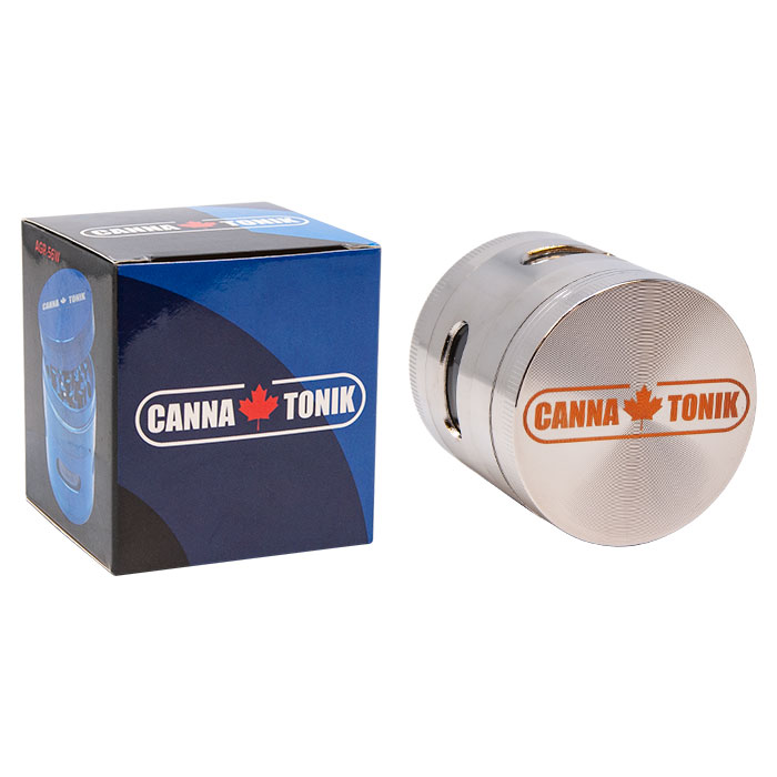 CANNATONIK SILVER ALUMINIUM WINDOW GRINDER 56MM