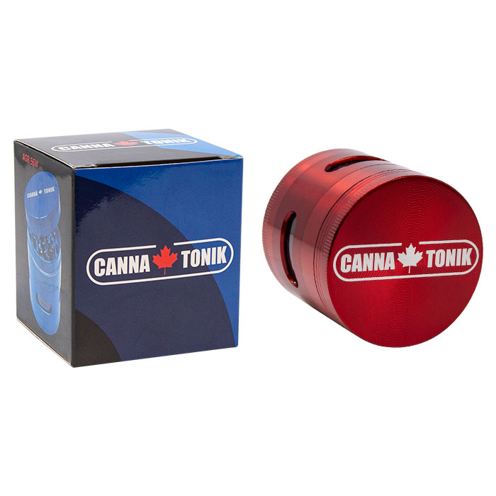CANNATONIK RED ALUMINIUM WINDOW GRINDER 56MM