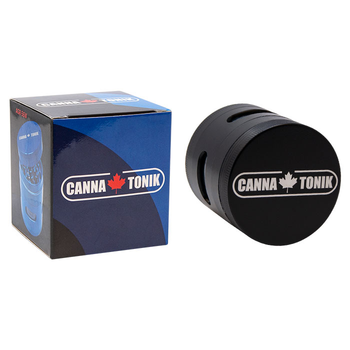 CANNATONIK BLACK ALUMINIUM WINDOW GRINDER 56MM