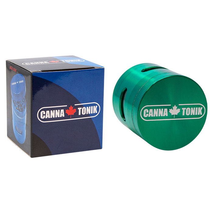 CANNATONIK GREEN ALUMINIUM WNDOW GRINDER 56MM
