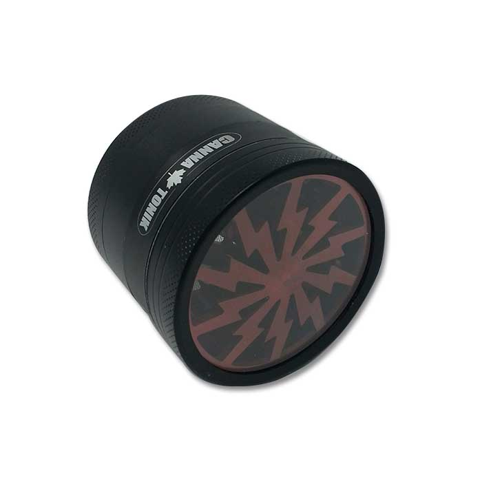 CANNATONIK RED LIGHTNING TEETH GRINDER 63MM