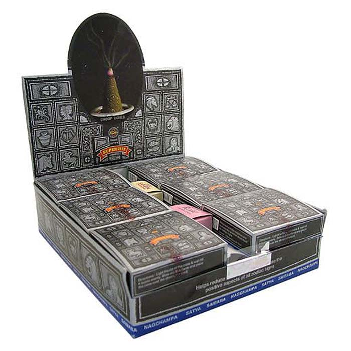 SATYA SUPER HIT CONE DISPLAY OF 12